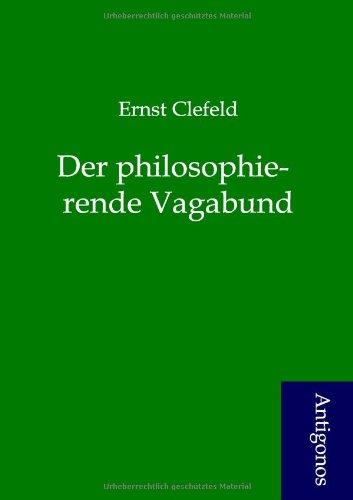 9783954721207: Der philosophierende Vagabund