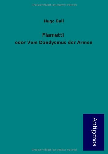 9783954725939: Flametti (German Edition)