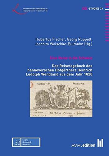 Eine Reise in die Schweiz: Hubertus Fischer