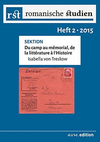 Romanische Studien Heft 2 (Paperback)