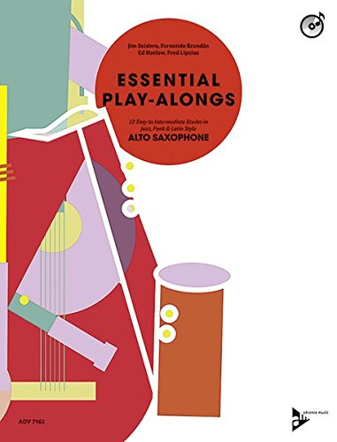9783954810352: Essential Play-Alongs: 12 Easy to Intermediate Etudes in Jazz, Funk & Latin Style (Book & CD)