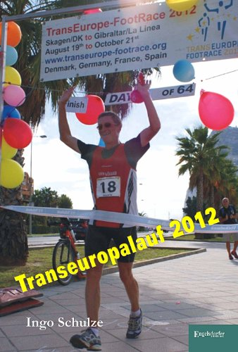 9783954882076: TransEurope-FootRace 2012