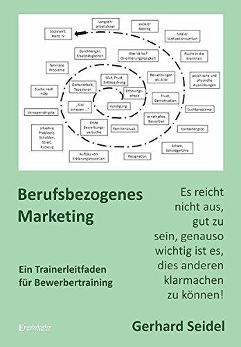 9783954884599: Berufsbezogenes Marketing. Ein Trainerleitfaden für Bewerbertraining