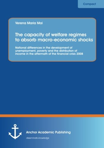 9783954891504: The capacity of welfare regimes to absorb macro-economic shocks: National differences in the development of unemployment, poverty and the distribution ... in the aftermath of the financial crisis 2008