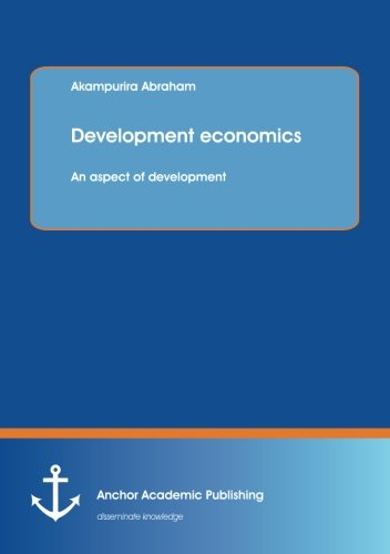 9783954891641: Development economics: An aspect of development