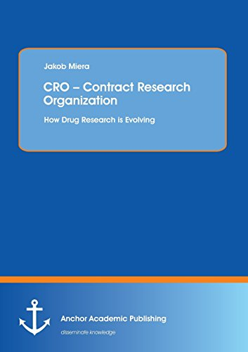 9783954891986: CRO - Contract Research Organization: How Drug Research is Evolving