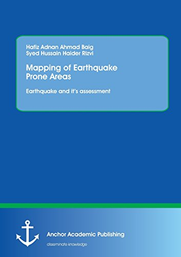 9783954893096: Mapping of Earthquake Prone Areas: Earthquake and its assessment