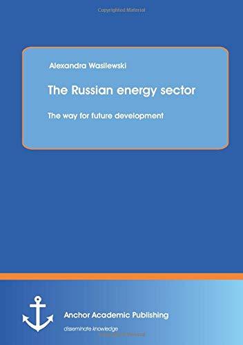 The Russian Energy Sector: The Way for Future Development (Paperback): Alexandra Wasilewski