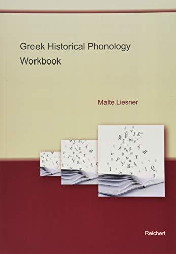 9783954901050: Greek Historical Phonology Workbook