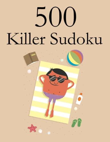 9783954971534: 500 Killer Sudoku (German Edition)