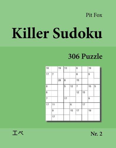 9783954971640: Killer Sudoku: 306 Puzzle Nr. 2 (German Edition)
