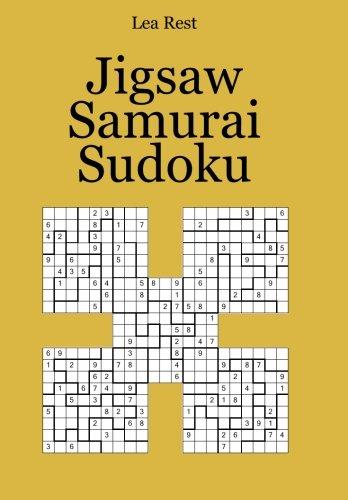 Jigsaw Samurai Sudoku: Rest, Lea