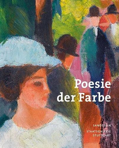 9783954981885: Poesie Der Farbe (German Edition)
