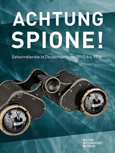 Achtung Spione!: Magnus Pahl