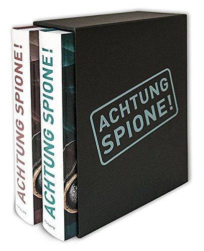9783954982103: Achtung Spione!: Geheimdienste in Deutschland 1945 Bis 1956 - Essays Und Katalog Im Schuber (Forum Mhm) (German Edition)