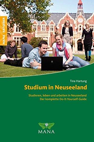 9783955030032: Studium in Neuseeland