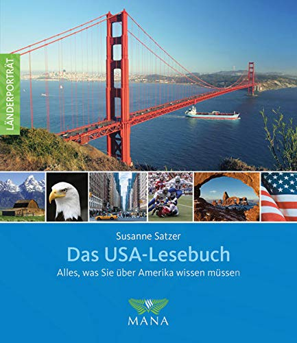 9783955030117: Das USA-Lesebuch: Alles, was Sie über Amerika wissen müssen