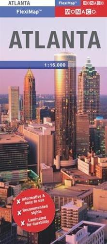 9783955040079: Atlanta (Fleximaps)