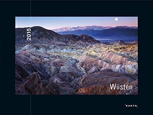 9783955040406: W�sten 2015 KUNTH Kalender