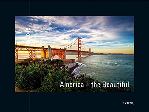 9783955040420: America the Beautiful 2015 KUNTH Kalender