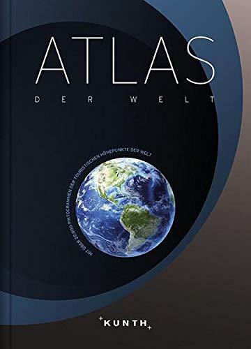 KUNTH Atlas der Welt: KUNTH Verlag
