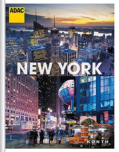 9783955042103: KUNTH ADAC Reisebildband New York