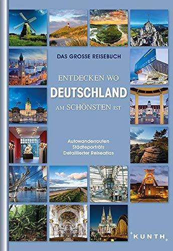 9783955042523: Das große Autoreisebuch: Entdecken wo Deutschland am schönsten ist