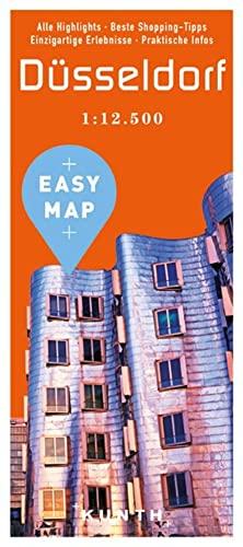 9783955043506: EASY MAP Deutschland/Europa Düsseldorf