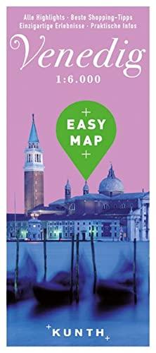 EASY MAP Deutschland/Europa Venedig 1 : 6.000