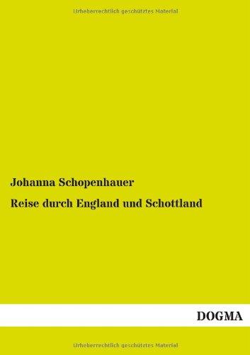9783955075071: Reise Durch England Und Schottland (German Edition)