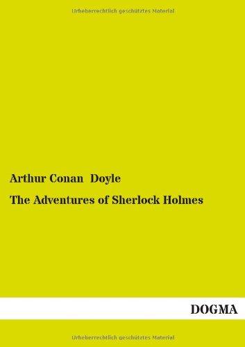 9783955075231: The Adventures of Sherlock Holmes (German Edition)