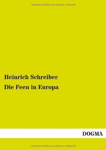 9783955075927: Die Feen in Europa