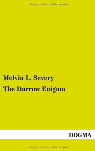 9783955077778: The Darrow Enigma