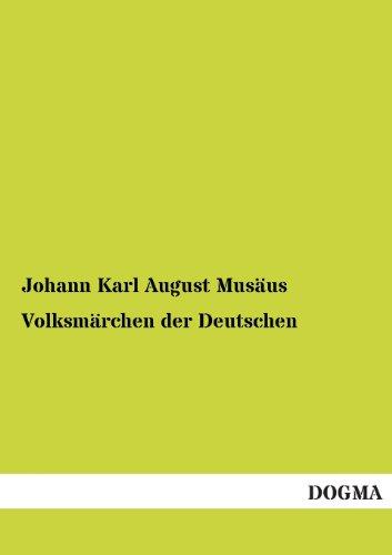 9783955077952: Volksmarchen Der Deutschen (German Edition)