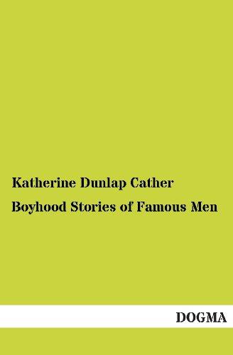 9783955079215: Boyhood Stories of Famous Men