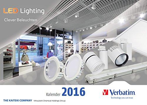 9783955120757: LED lighting - Clever Beleuchten Kalender 2015