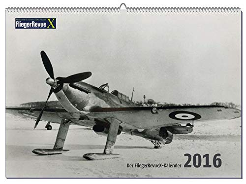 9783955120917: FliegerRevueX Kalender 2016