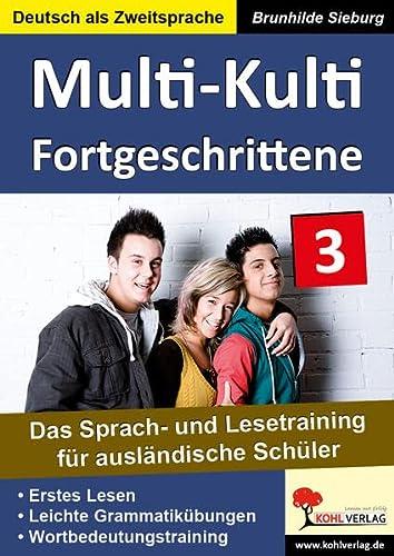 9783955130022: Multi-Kulti 3 - Deutsch als Fremdsprache