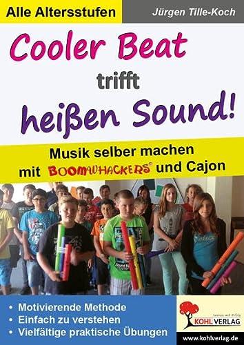 9783955138417: Cooler Beat trifft heißen Sound!