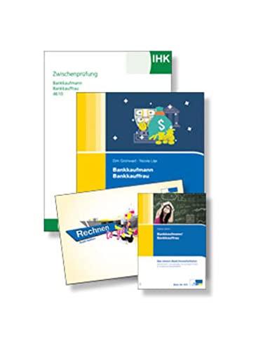 9783955320324: Bankkaufmann/Bankkauffrau: All Inclusive Paket Zwischenprüfung