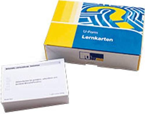 Fachkraft für Lagerlogistik: Lernkarten Rationeller und qualitätssichernder: Leitl, Astrid