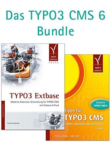 Das TYPO3 CMS 6 Bundle: Lobacher, Patrick, Krell,