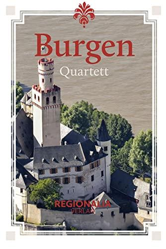 9783955402006: Burgen Quartett (Kartenspiel)