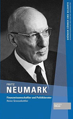 9783955420512: Fritz Neumark