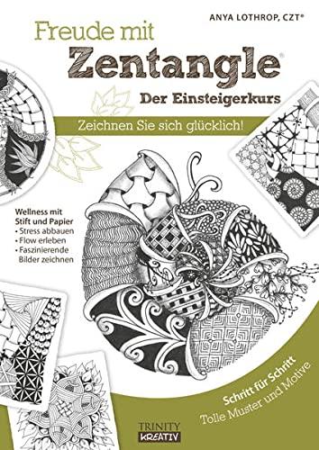 9783955501051: Freude mit Zentangle - Der Einsteigerkurs