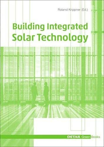 9783955533625: Building Integrated Solar Technology