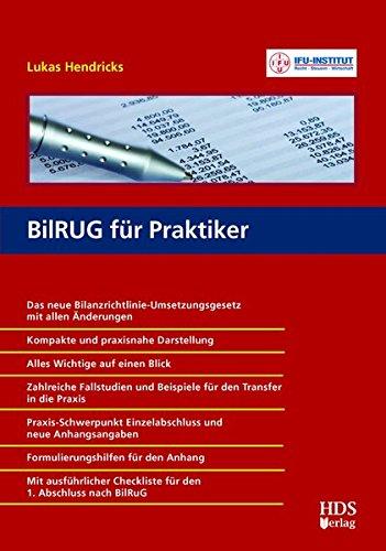 BilRUG für Praktiker: Lukas Hendricks