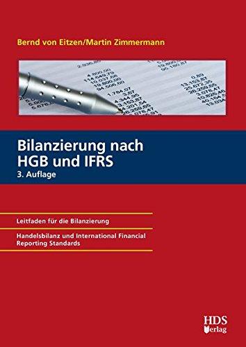 Bilanzierung nach HGB und IFRS: Bernd von Eitzen