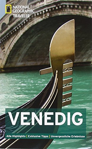 9783955590208: National Geographic Traveler Venedig