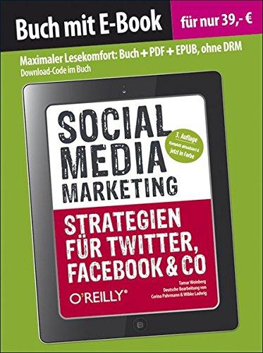 9783955610357: Social Media Marketing - Strategien für Twitter, Facebook & Co